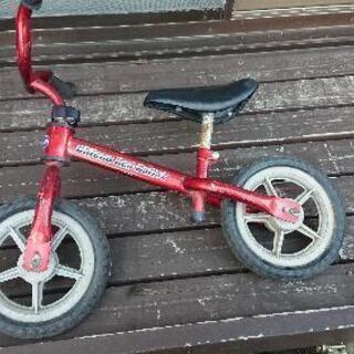 コストコ購入☆ストライダー風自転車