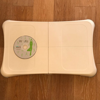 Wii Fit・バランスボードセット