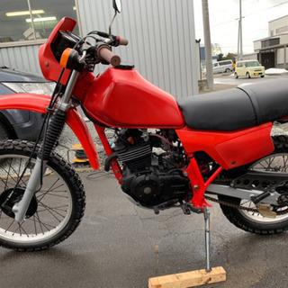 《売れました》ホンダ XL250R MD03 レストア済 北海道旭川(検)オフロード エンデューロ パリダカ - バイク