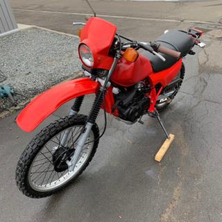 《売れました》ホンダ XL250R MD03 レストア済 北海道旭川(検)オフロード エンデューロ パリダカ − 北海道
