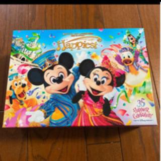 ユーキャンディズニー35周年BOX