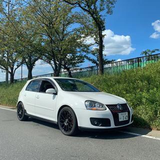 ゴルフ5 GTI 車検2年 MTスポーツカーと交換可能