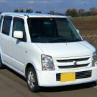 車検付き全コミコミ5万円ワゴンR白