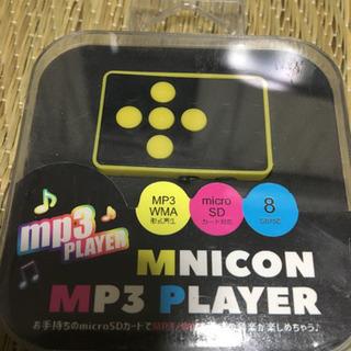 新品未使用★MP3プレーヤー②