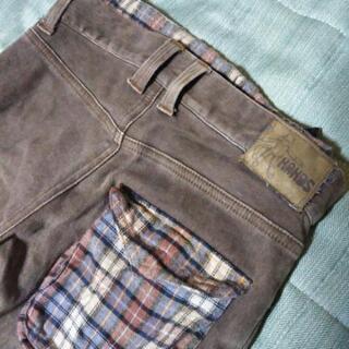 HANDS パンツ 150  ナチュラル チップトリップ
