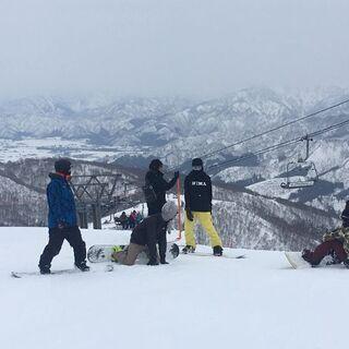 【GAYの方のみ】スキー/スノボ一緒に行きましょう