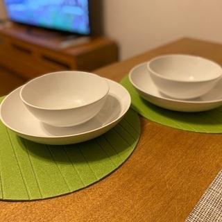 IKEA 白食器