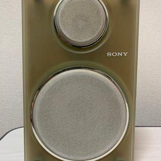 SONY 2ウェイスピーカー SS-CPX333