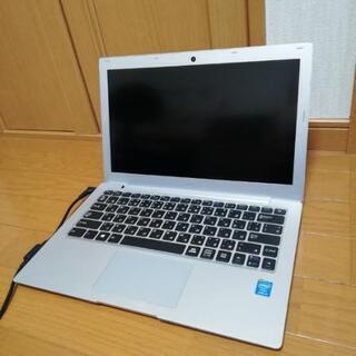 薄型 ノートパソコン core i5 ONKYO 中古 W…