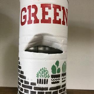 リメイク缶/ロング*GREEN*