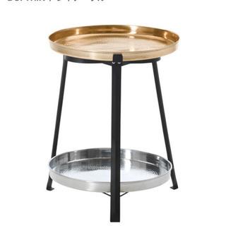 IKEA DOFTRIK トレイテーブル サイドテーブル