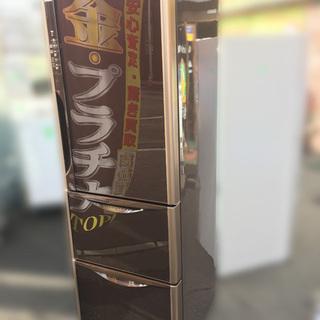 【自社配送は札幌市内限定】日立 冷凍冷蔵庫 3ドア 365L 2...