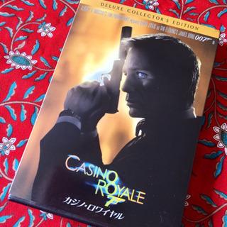 【最終値下げ】007 カジノロワイヤル コレクターズエディション