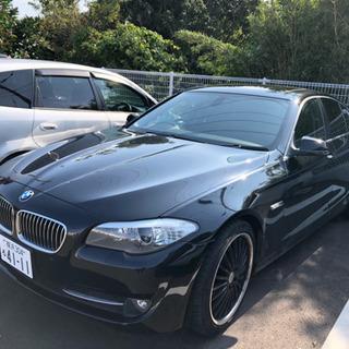 都内のみ使用BMW5シリーズ