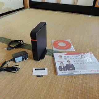 無線LANルーター(Wi-Fiルーター) バッハローWHR-3...