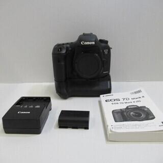 Canon キャノン EOS 7D MarkⅡ マーク2 + バ...