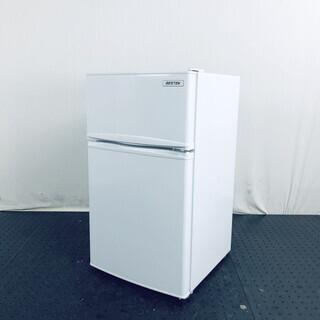 中古 冷蔵庫 2ドア ベステック BESTEK 2017年製 8...