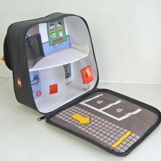 LEGO レゴブロック 警察署・刑務所ごっこができるショル…