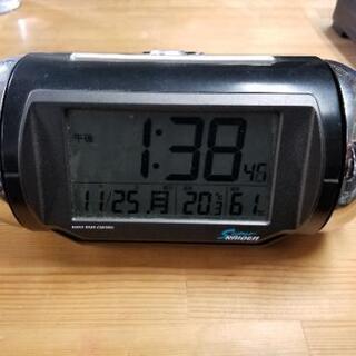 SEIKO 目覚まし時計 スーパーライデン