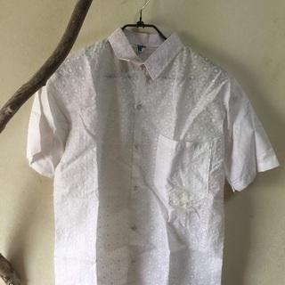 インドで買った白いシャツ②🇮🇳