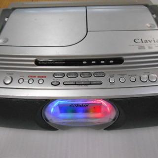 ♪ジャンク品 Victor Clavia RC-G1MD ラジオ...
