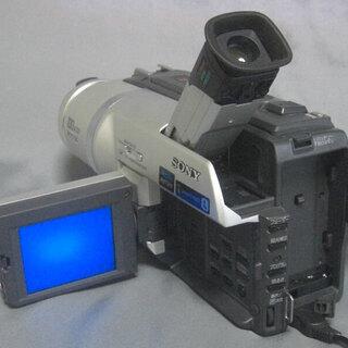 動作品! SONY デジタルビデオカメラ
