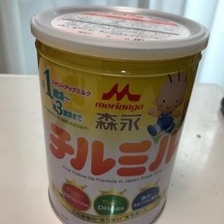 空のミルク缶