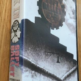 ソフトバレエ JACK IN  VHSビデオ