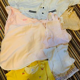 コムサ、ギャプなど子供服