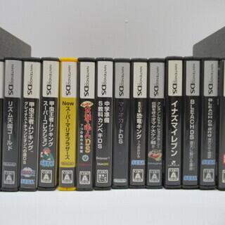 【未検品】任天堂 ニンテンドー DS ゲームソフト ダブりなし ...