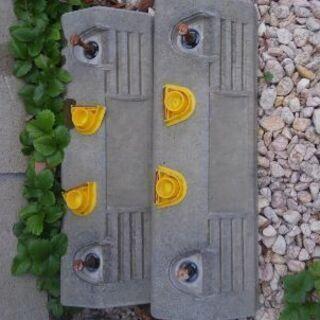 パーキングブロック コンクリート製①