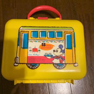 ディズニーシー スーベニアボックス 黄色