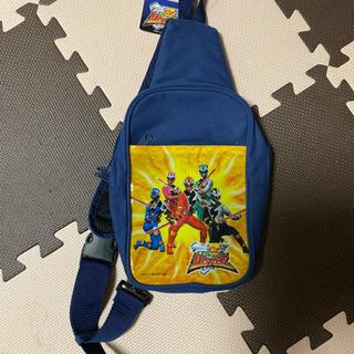 リュウソウジャーのバッグ