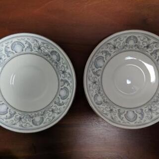 ウェッジウッド 皿2枚
