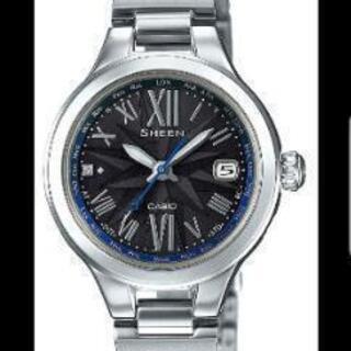 【新品未使用】腕時計 CASIO SHEEN -voyage s...