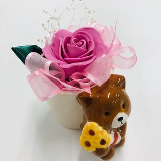 石鹸のお花屋さん🌹