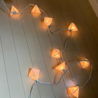 【値下げ】ストリングライト オーナメント クリスマス ライト 電飾
