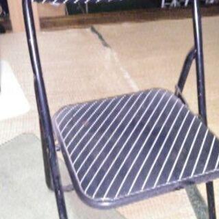 折り込み椅子(中古)