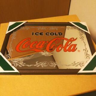 コカ・コーラの鏡
