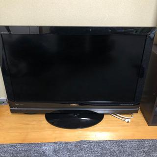 ((取引決定))日立製 液晶テレビ WOOO 32インチ