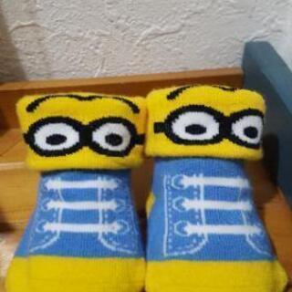 ミニオン☆靴下