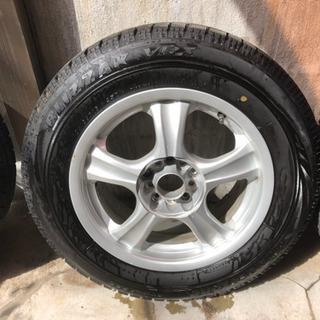 4本セット 中古スタッドレスタイヤ 205 65 R16
