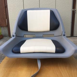 ミニボート 用シート&ステンレス 製スイベル