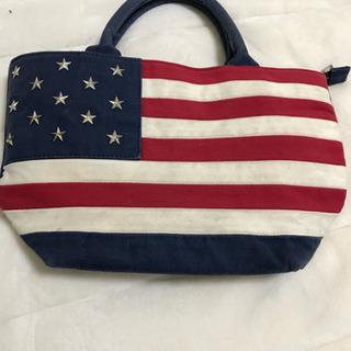 アメリカ国旗カバン