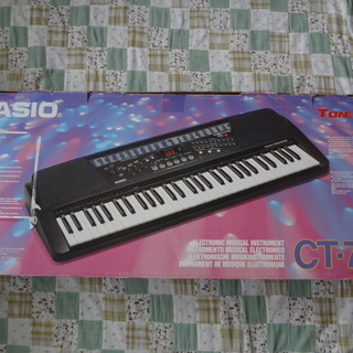 CASIO電子キーボード