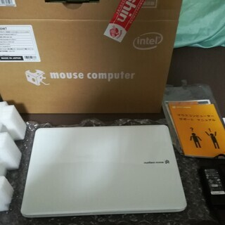 美品!マウスコンピューターLBP2020D50W7(CPU⇒Pe...