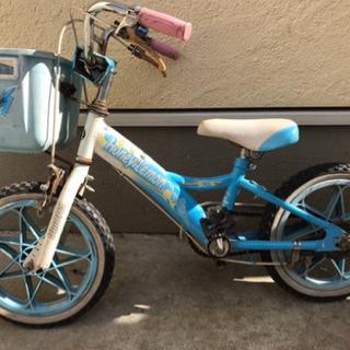 子供用自転車サイズ14インチ
