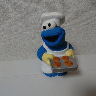 クッキーモンスター 貯金箱