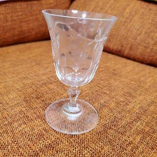 BOHEMIA ボヘミア ペアグラス ぶどう 2客 ワイングラス