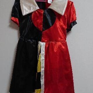 ハートの女王 コスプレ衣装